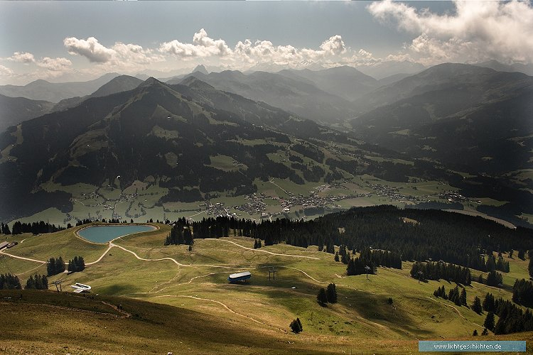 photo berge reisen schatten see tal tirol wallpaper wolken