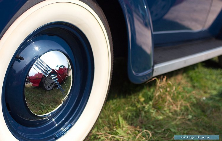 photo blau detail hot oldtimer reifen serien